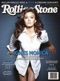 Cover Story: Agnes Monica Berjuang Sampai Mati