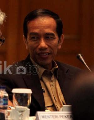 Jokowi: Poster APBD Ditempel di RW Pekan Depan
