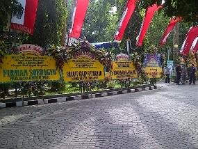 Pasangan Bupati-Wakil Bupati Bangkalan Terpilih Dilantik