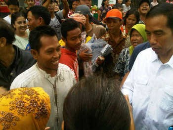 Jokowi dan 5 Aksi Ayo Pejabat ke Lapangan