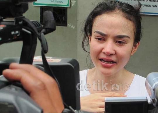 Cynthiara Alona Keluar Penjara