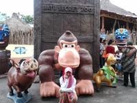pintu masuk Batu secret zoo