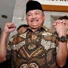 Alex Noerdin Gandeng Ketua PD Sumsel Maju Pilgub Sumsel