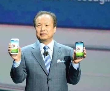 Samsung Galaxy S 4 (Endgadget)