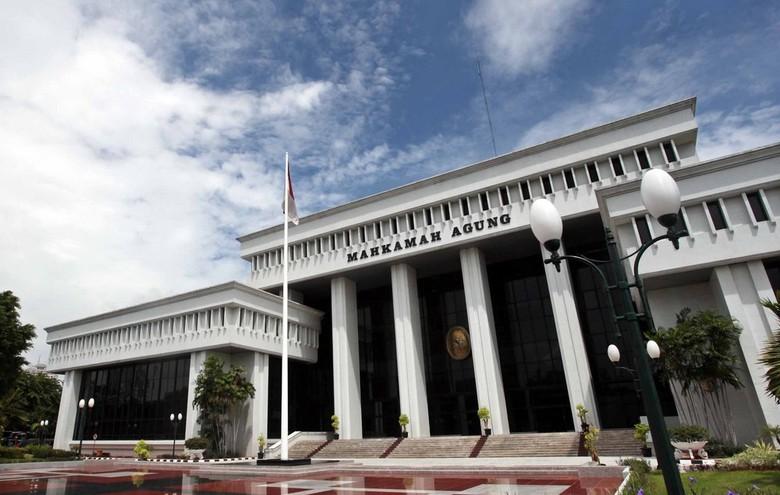 MA Minta Rp 1,9 Triliun Untuk Kesejahteraan Pegawai Pengadilan
