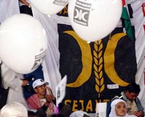 PBB Lolos ke Pemilu 2014, PKS Ucapkan Selamat