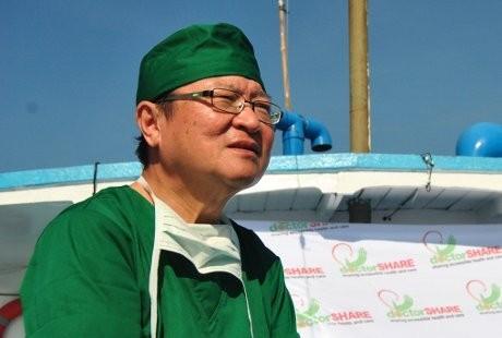 dr Lie A. Dharmawan (Foto: detikHealth)