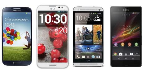 Perang Sengit Ponsel Flagship, Siapa Raja Android?