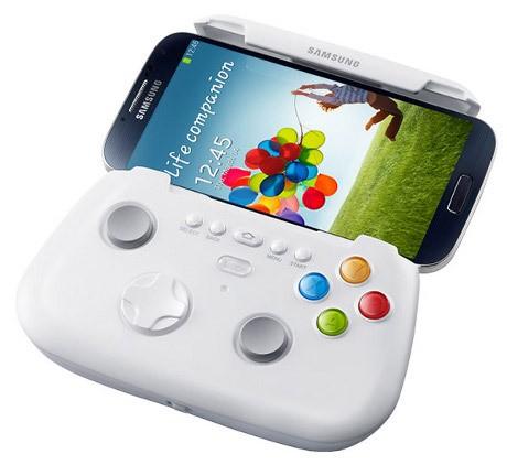 Aksesoris Galaxy S4, dari Game Pad Sampai Timbangan