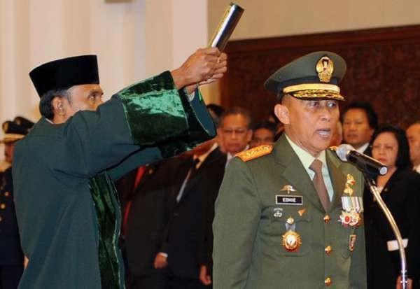 Jenderal Pramono: Aparat yang Jadi Calo Rekrutmen TNI AD