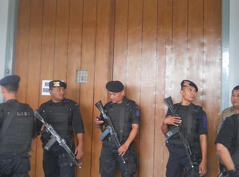Bawa Granat & Rusak CCTV, Pelaku Penyerangan LP Sleman Orang Terlatih?