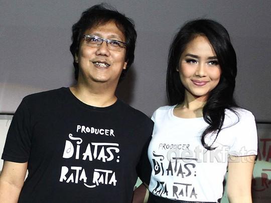 Kompaknya Erwin & Gita Gutawa