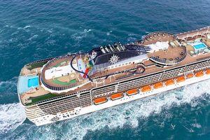 Kapal Pesiar Khadafi Akhirnya Dipakai untuk Wisata