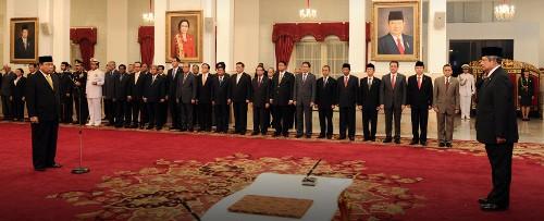Arief Hidayat Resmi Jadi Hakim Mahkamah Konstitusi