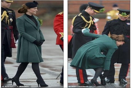 Kate Middleton/Daily Mail
