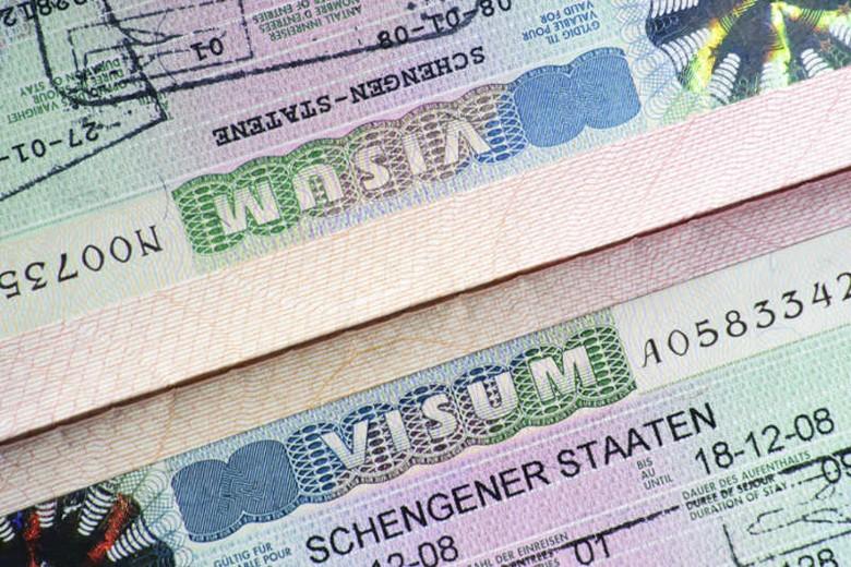Visa Schengen (Thinkstock)