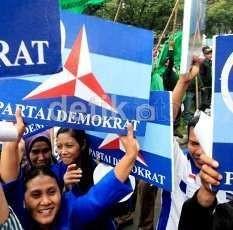 5 Menteri Demokrat Mencalonkan Diri Jadi Caleg DPR