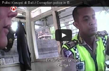 Lawan Video \86\ Bule Belanda, Polisi di Bali Rilis Video Simpatik