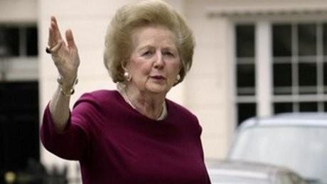 PM Legendaris Inggris Margaret Thatcher Tutup Usia