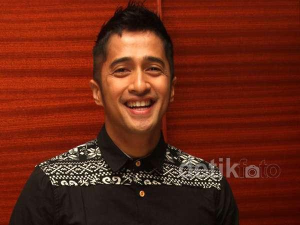 Irfan Hakim yang Selalu Happy
