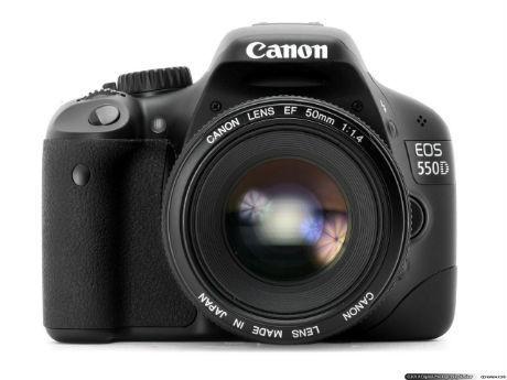 Canon Kiss X4/Canon atau EOS 550D (Ist.)