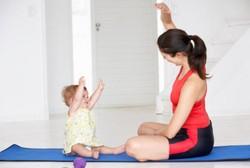 Olahraga yang Pas untuk Ibu Pasca Melahirkan