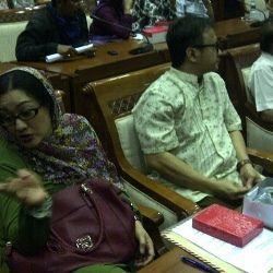Adi Bing Slamet Beberkan Kesesatan Eyang Subur di Komisi III DPR