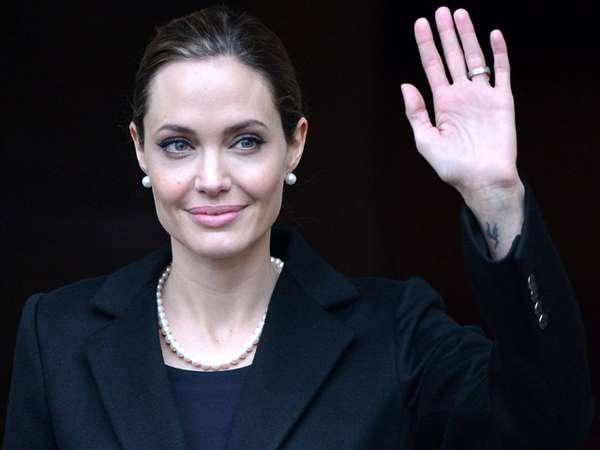 Perjuangan Angelina Jolie Menegakkan HAM