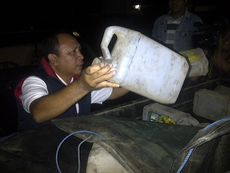 Penyalahgunaan BBM Subsidi di Samarinda Diduga Melibatkan Oknum SPBU