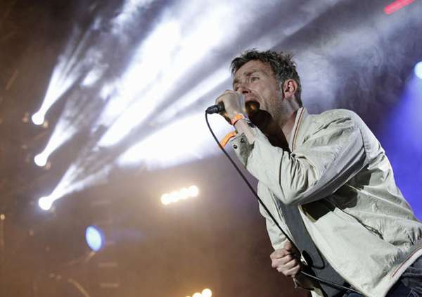 Dua Band Inggris Meriahkan Coachella 2013 Hari Pertama