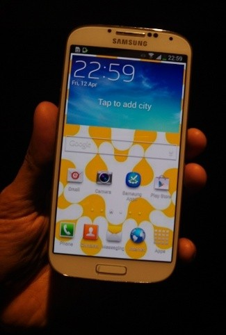 Galaxy S4, Android Dewa dari Samsung