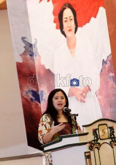 Puan Maharani Sesumbar Ganjar Pranowo Menang Pilgub Jateng 1 Putaran