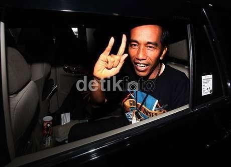 4 Cerita Ilmu Sabar Ala Jokowi Vs Horor Macet di Jakarta