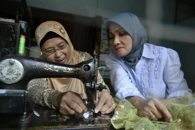 Kisah Keturunan Raden Saleh yang Hidup Sebagai Tukang Permak Pakaian