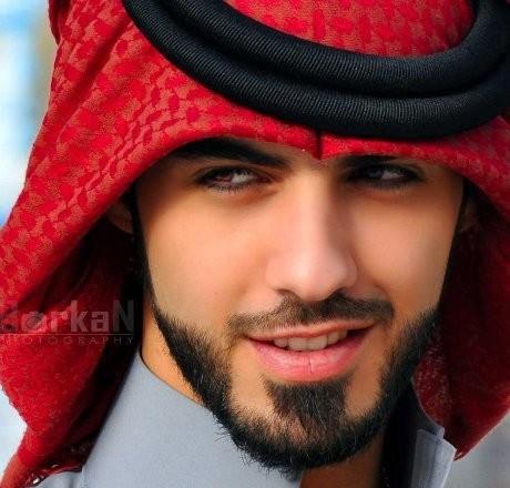 Ini Dia Pria Abu Dhabi Yang Diusir Dari Arab Saudi Karena Terlalu Ganteng