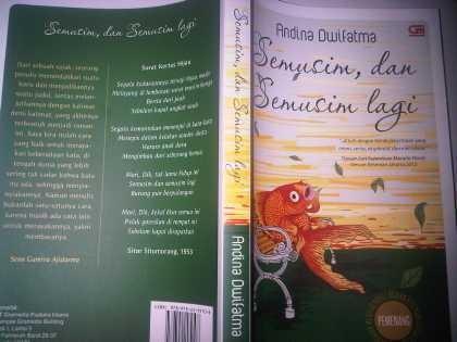 \Semusim dan Semusim Lagi\, Novel yang Mencerahkan dan Menyisakan Rasa Hampa