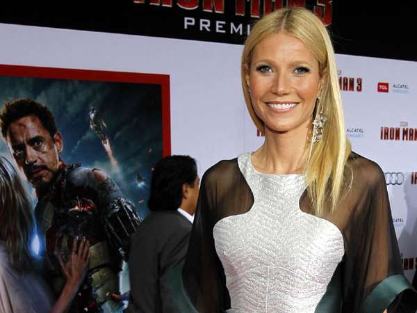 Gaun Super Seksi Gwyneth Paltrow