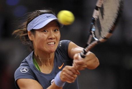 Li Na Jumpa Sharapova di Final