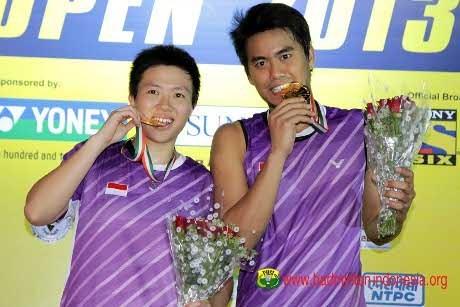Tontowi/Liliyana Langsung Bersiap untuk Piala Sudirman