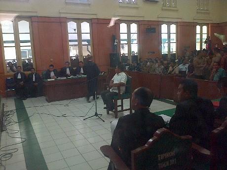 Wali Kota Medan Jalani Sidang Perdana, Didakwa Korupsi Rp 1,5 M