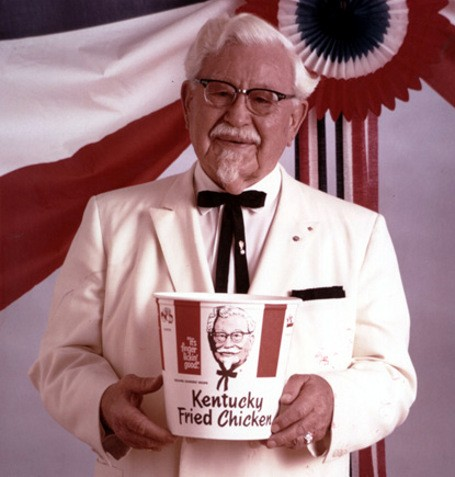 Dimanakah Resep Rahasia Kentucky Fried Chicken Disimpan