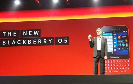 Q5, BlackBerry 10 Manis Versi Ekonomis