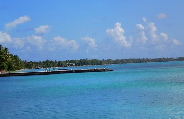 Kasihan, Negeri Terpencil Ini Perlahan Tenggelam Lautan