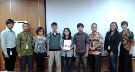 Mahasiswa ITB Pemenang Fujitsu Innovation Challenge 2013