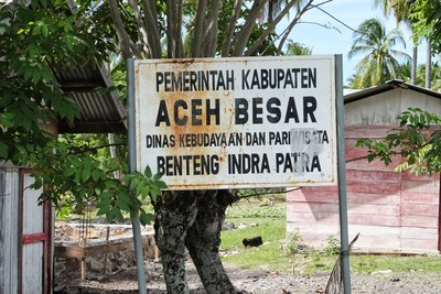 Benteng Indrapatra, Saksi Kemunculan Islam di Aceh