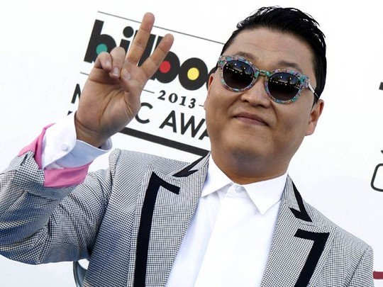 Gaya Para Musisi di Billboard Awards 2013