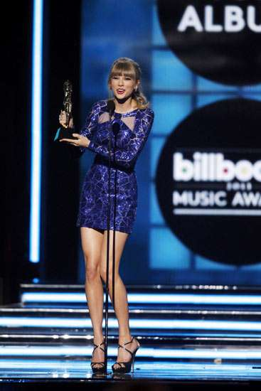 Para Pemenang Billboard Music Awards 2013