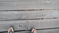Vandalisme yang masih banyak terdapat di objek wisata.jpg