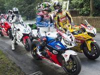 60 Juara Balap Motor Dunia Siap Pawai Bersama