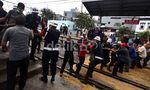 Diblokir PKL, Stasiun Duri Mati Suri
